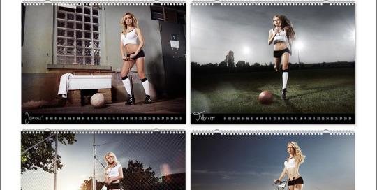 fussballerinnenkalender